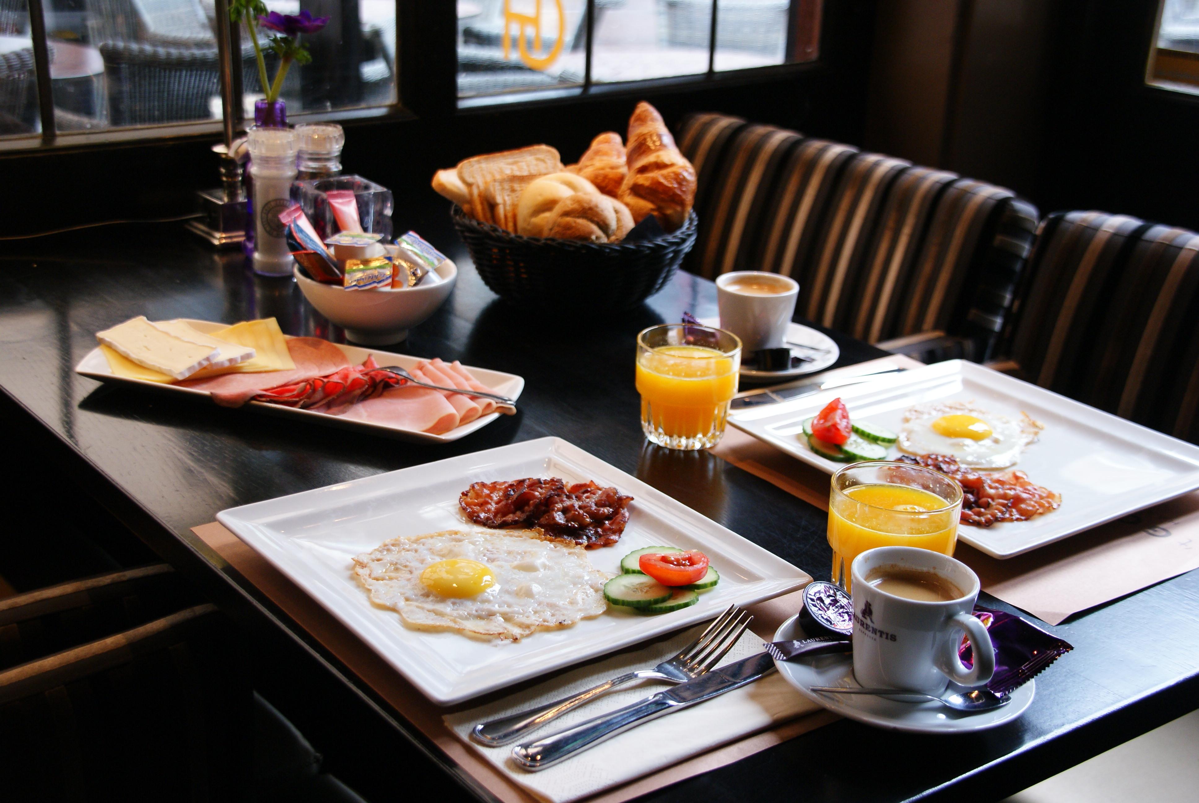 Ontbijt 't Goude Hooft