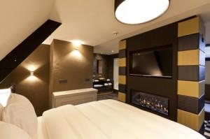 Suite Vredespaleis - slaapkamer