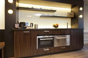 Suite Vredespaleis - keuken