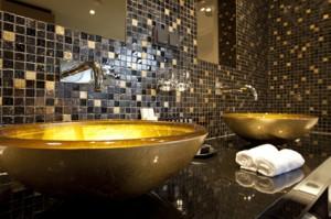 Suite Vredespaleis - badkamer