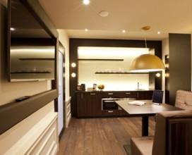 Suite Paleis Noordeinde - keuken