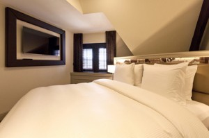 Suite Paleis Noordeinde - slaapkamer