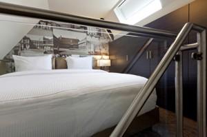 Suite Paleis Noordeinde - slaapkamer boven