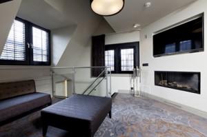 Suite Paleis Noordeinde - huiskamer