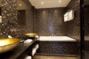 Suite 3 Hofvijver - badkamer