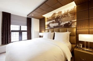 Suite 3 Hofvijver - slaapkamer