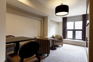 Suite 3 Hofvijver - living