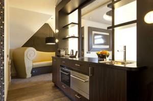 Suite 6 Huis ten Bosch - keuken
