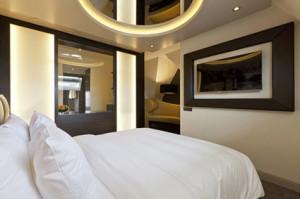 Suite 6 Huis Ten Bosch - slaapkamer