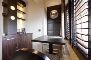 Suite 7 Binnenhof - pantry