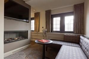 Suite 7 Binnenhof - living