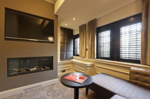 Suite 8 Torentje - living
