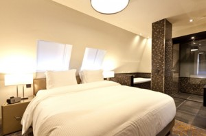 Suite 8 Torentje - slaapkamer