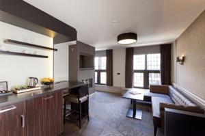 Suite 4 Mauritshuis - living