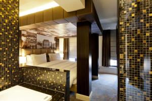 Suite 4 Mauritshuis - slaapkamer
