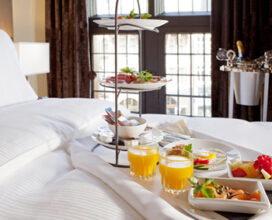 Suite 4 Mauritshuis - ontbijt