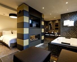 Suite 2 Vredespaleis - badkamer