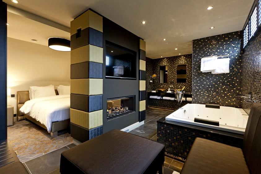 Luxe Badkamer Hotel : Overnachten t goude hooft